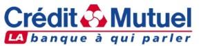 Logo Cr+®dit Mutuel